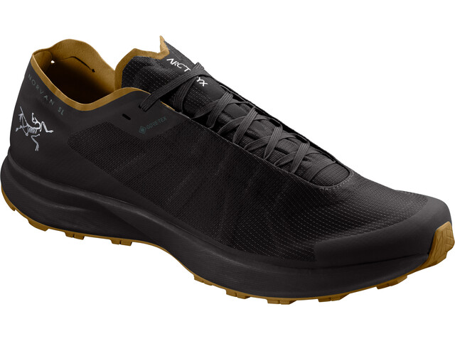 Arc'teryx NORVAN SL GTX Shoes Herre black/yukon